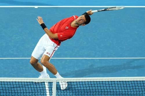 Chờ Djokovic lập kỷ lục - 2