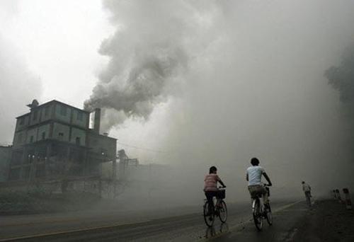"""Không khí ô nhiễm làm phụ nữ """"ngu"""" đi - 1"""