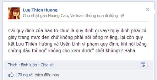 Tranh cãi gay gắt sau scandal Uyên Linh - 2