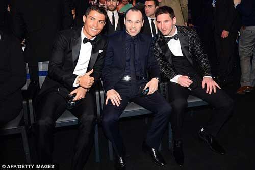 NHM: Messi QBV, xứng đáng hay không? - 2
