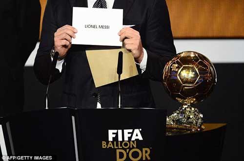 NHM: Messi QBV, xứng đáng hay không? - 1