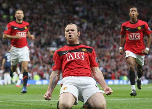 MU đón tin vui: Rooney sắp trở lại - 1