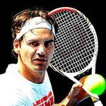 Thể thao - Cận cảnh Federer luyện tập ở Úc