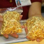 Tài chính - Bất động sản - Vàng bị 'dìm' giá tới 6 triệu đồng