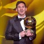 Bóng đá - Phiếu bầu QBV FIFA: Messi bỏ xa Ronaldo