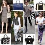 Thời trang - Tuyển tập túi được siêu sao yêu thích