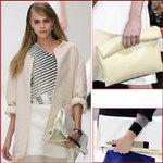 Thời trang - Ví gấp: Xu hướng hiện đại và thời trang