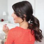 Tóc - Mũ - Nón - Bật mí cách buộc tóc không cần chun