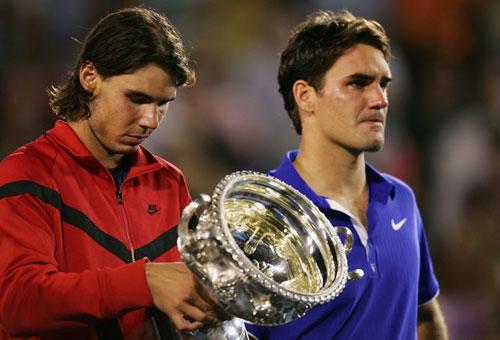 Ký ức Australian Open: Federer rớt lệ vì Nadal - 2