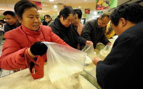 Thị trường gạo thế giới xáo trộn vì Trung Quốc - 1
