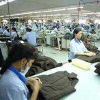 Xuất khẩu dệt may tăng trưởng bất ngờ