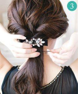 Tự tạo kiểu tóc đẹp chỉ với 3 phút - 9