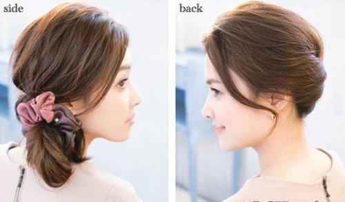 Tự tạo kiểu tóc đẹp chỉ với 3 phút - 15
