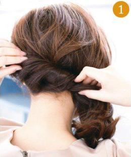 Tự tạo kiểu tóc đẹp chỉ với 3 phút - 12