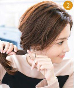 Tự tạo kiểu tóc đẹp chỉ với 3 phút - 13
