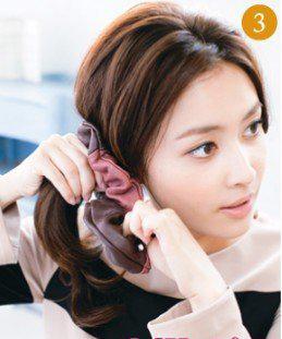Tự tạo kiểu tóc đẹp chỉ với 3 phút - 14