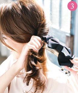 Tự tạo kiểu tóc đẹp chỉ với 3 phút - 4
