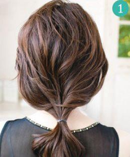 Tự tạo kiểu tóc đẹp chỉ với 3 phút - 7