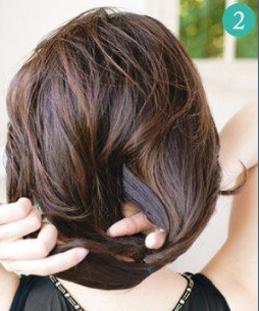 Tự tạo kiểu tóc đẹp chỉ với 3 phút - 8
