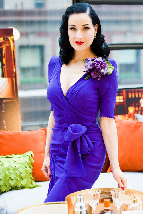 4 ẩn số thời trang của Dita Von Teese - 3