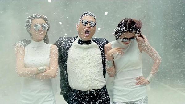 """Gangnam Style"" tiếp theo xuất hiện? - 1"