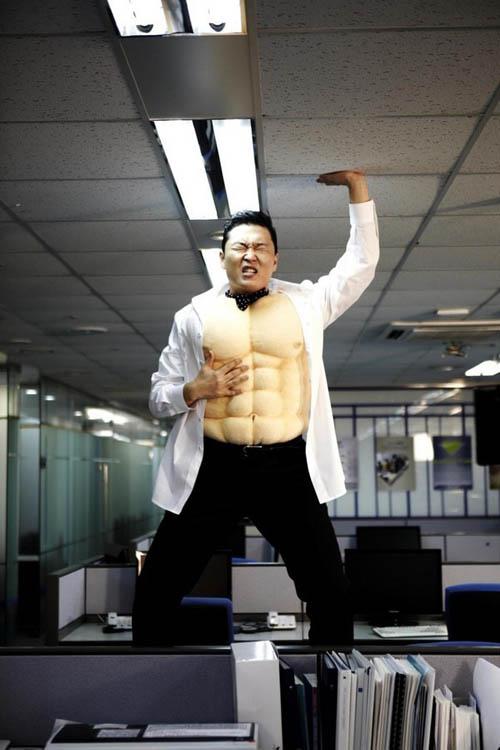 """Gangnam Style"" tiếp theo xuất hiện? - 2"