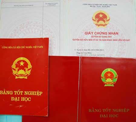 Làm bằng giả lớn nhất Đà Nẵng: Những kỹ xảo chế tác có một không hai - 3