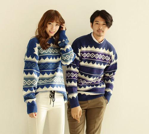 Đa phong cách với áo len ngày lạnh - 8