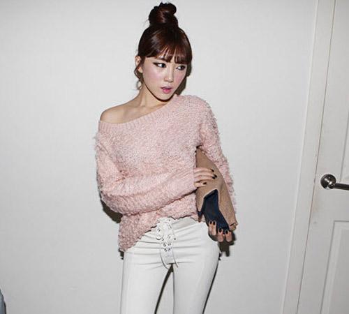 Đa phong cách với áo len ngày lạnh - 11