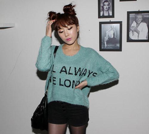 Đa phong cách với áo len ngày lạnh - 13