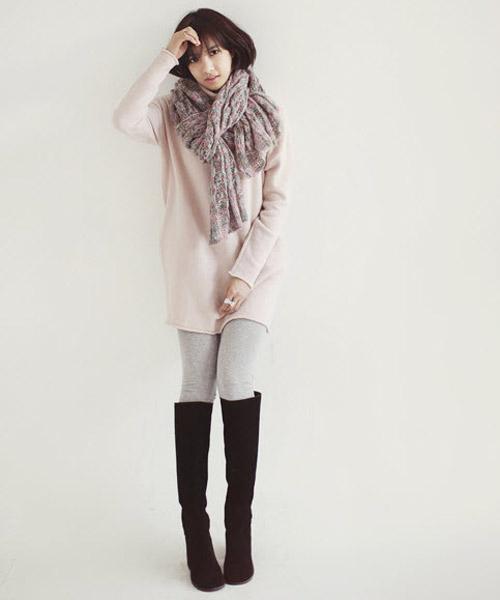 Đa phong cách với áo len ngày lạnh - 15