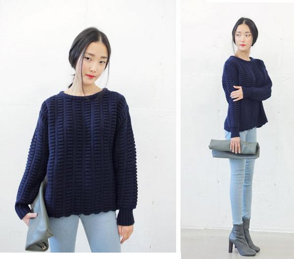 1001 cách kết hợp áo len Tết này - 8