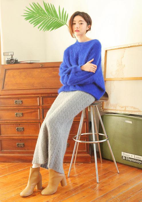 1001 cách kết hợp áo len Tết này - 3