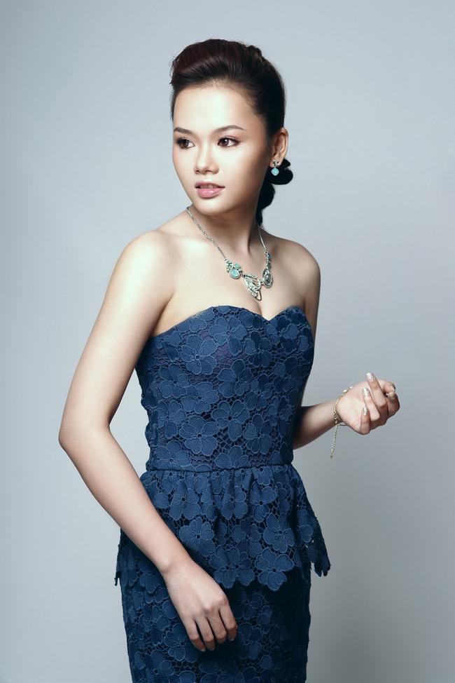 Cô gái gội đầu trong bộ phim  Bi ơi đừng sợ  cũng đã bắt đầu tạo được chỗ đứng trong làng điển ảnh Việt