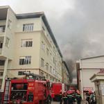 Tin tức trong ngày - TP.HCM: Cháy kinh hoàng tại khu chế xuất