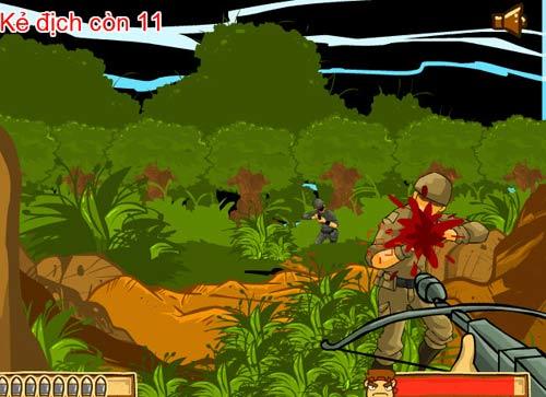 Game hay: Ninja mưu trí 4 - 2