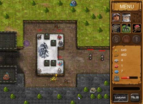 Game hay: Ninja mưu trí 4 - 5