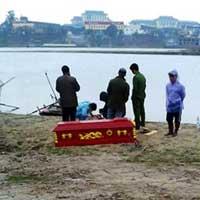 Phát hiện xác chết nổi dưới cầu Vĩnh Tuy
