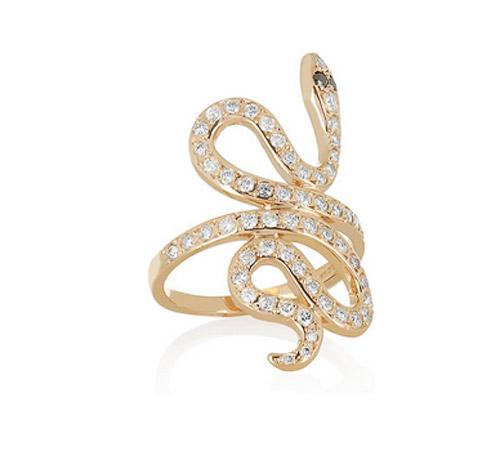 Chào năm rắn với trang sức rắn sành điệu - 3