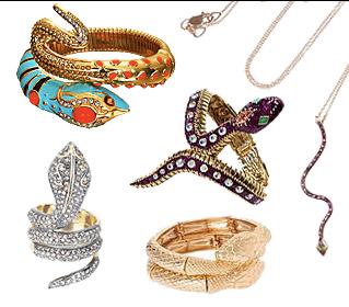 Chào năm rắn với trang sức rắn sành điệu - 7