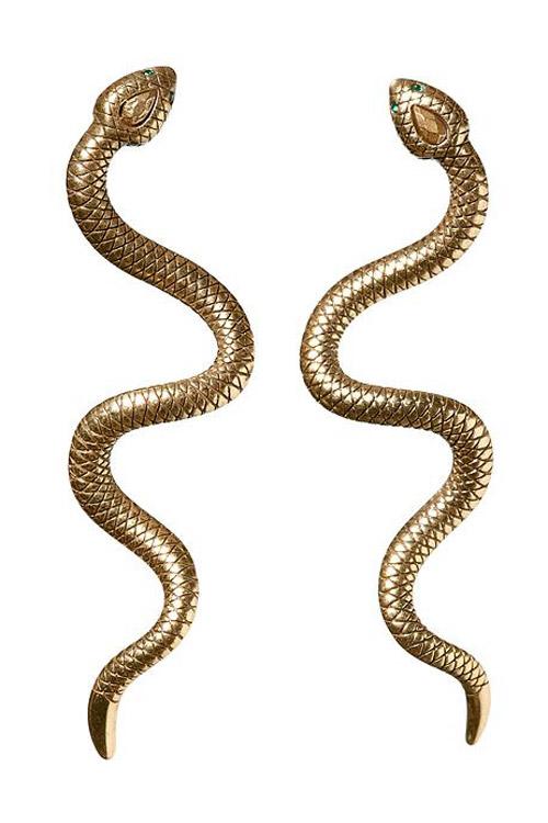 Chào năm rắn với trang sức rắn sành điệu - 11