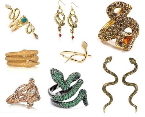 Chào năm rắn với trang sức rắn sành điệu - 8