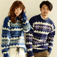 Đa phong cách với áo len ngày lạnh