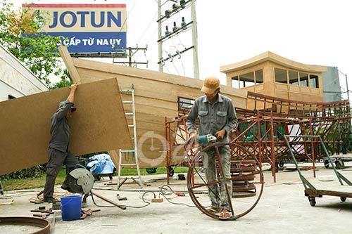 Xem trước đường hoa tết Nguyễn Huệ - 10