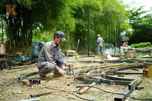 Xem trước đường hoa tết Nguyễn Huệ - 12