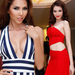 Thời trang - Người mẫu Việt đua nhau hở bạo liệt