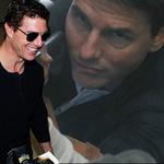 Phim - Tom Cruise rạng rỡ ra mắt Phát súng cuối