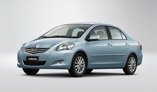 10 mẫu ô tô bán chạy nhất Việt Nam 2012 - 4