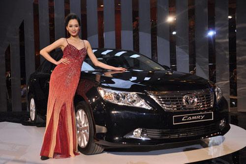 10 mẫu ô tô bán chạy nhất Việt Nam 2012 - 6
