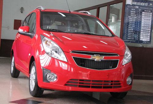 10 mẫu ô tô bán chạy nhất Việt Nam 2012 - 7